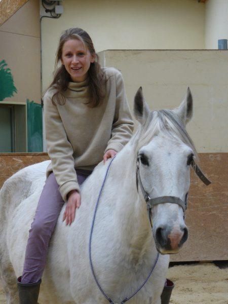 Equitation sensitive