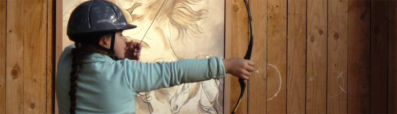 Tir à l'arc à cheval - Bourgogne